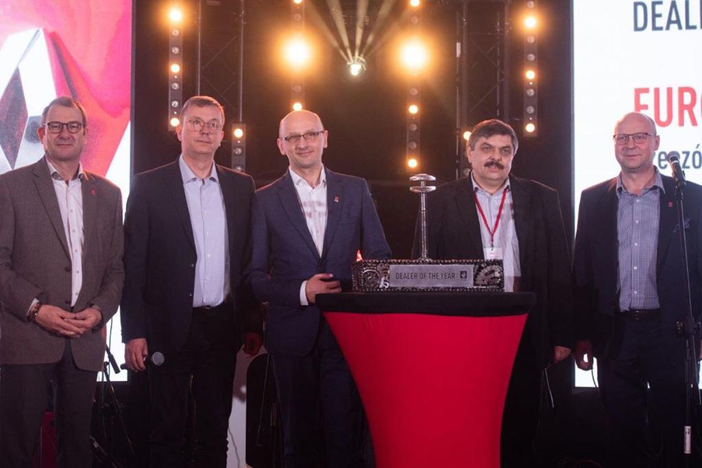 Renault Trucks: Eurocomplex Rzeszów, Magazyn Ciężarówki