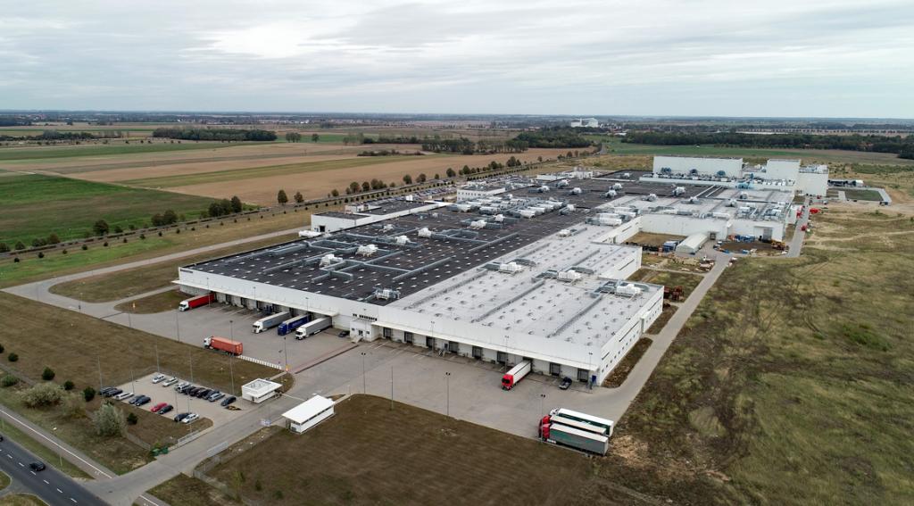 BRIDGESTONE: Polskie fabryki koncernu przełączają się na zieloną energię, Magazyn Ciężarówki