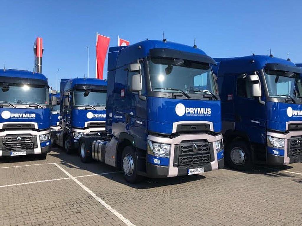RENAULT TRUCKS: 15 ciągników T High 440 dla firmy Prymus, Magazyn Ciężarówki