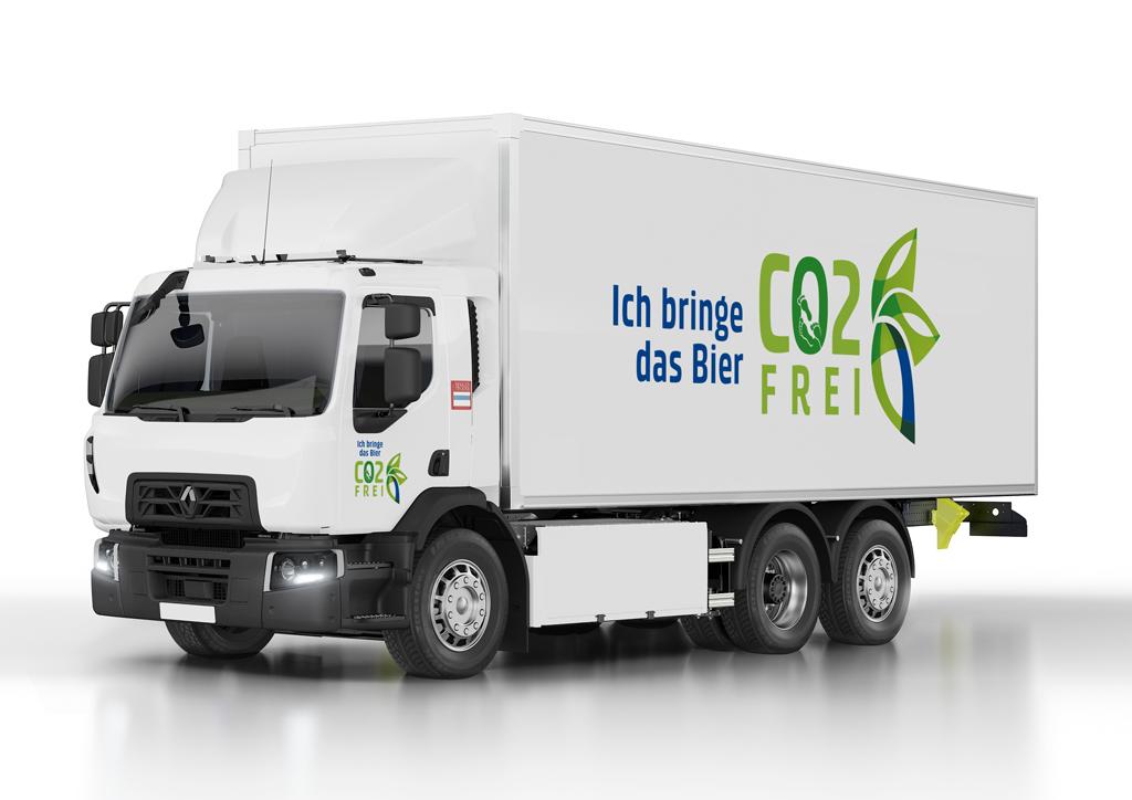 RENAULT TRUCKS: 20 elektrycznych pojazdów dla Grupy Carlsberg, Magazyn Ciężarówki