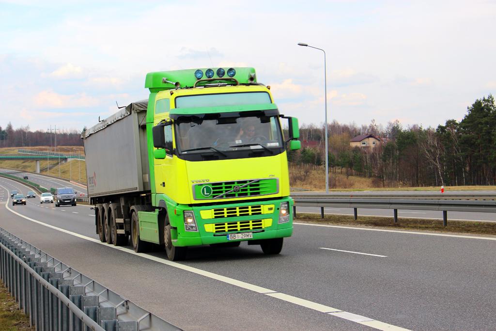 Międzynarodowy Dzień Kierowcy Zawodowego, Magazyn Ciężarówki