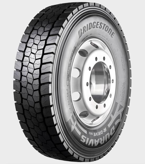 Bridgestone Duravis R002.