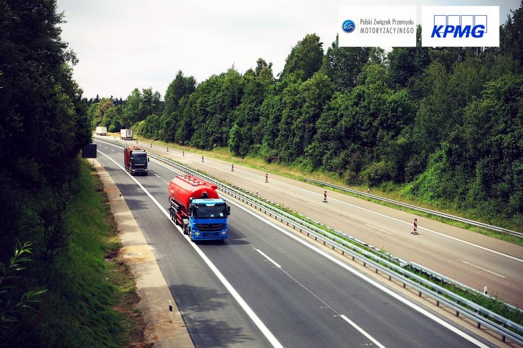 KPMG I PZPM: Bardzo złe nastroje w branży motoryzacyjnej, Magazyn Ciężarówki