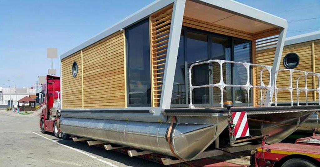 Prawo: Pływające domki zatrzymały ruch na A4, Magazyn Ciężarówki