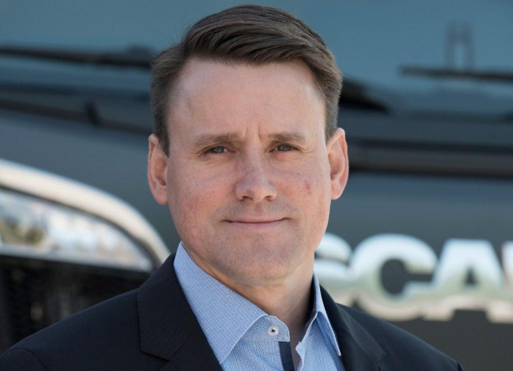SCANIA: Nowy dyrektor sprzedaży i marketingu, Magazyn Ciężarówki