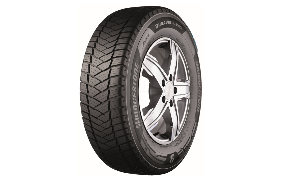 BRIDGESTONE: DURAVIS All Season - całoroczna opona dla samochodów dostawczych, Truckslog.[pl