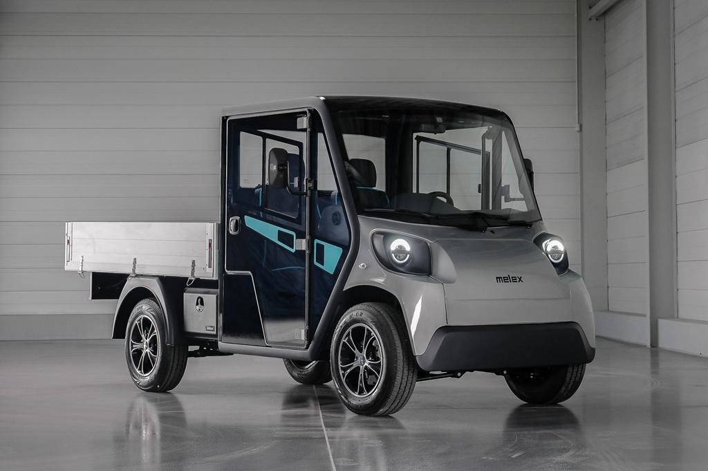 MELEX: Elektryczny polski dostawczak o DMC 3,5 tony (galeria zdjęć), Truckslog.pl