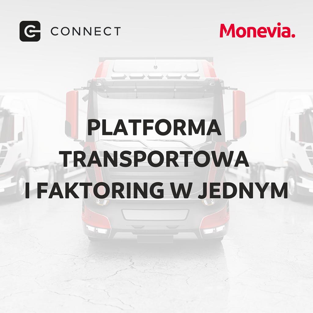 MONEVIA: Zlecenia transportowe z szybkim dostępem do finansowania< Truckslog.pl