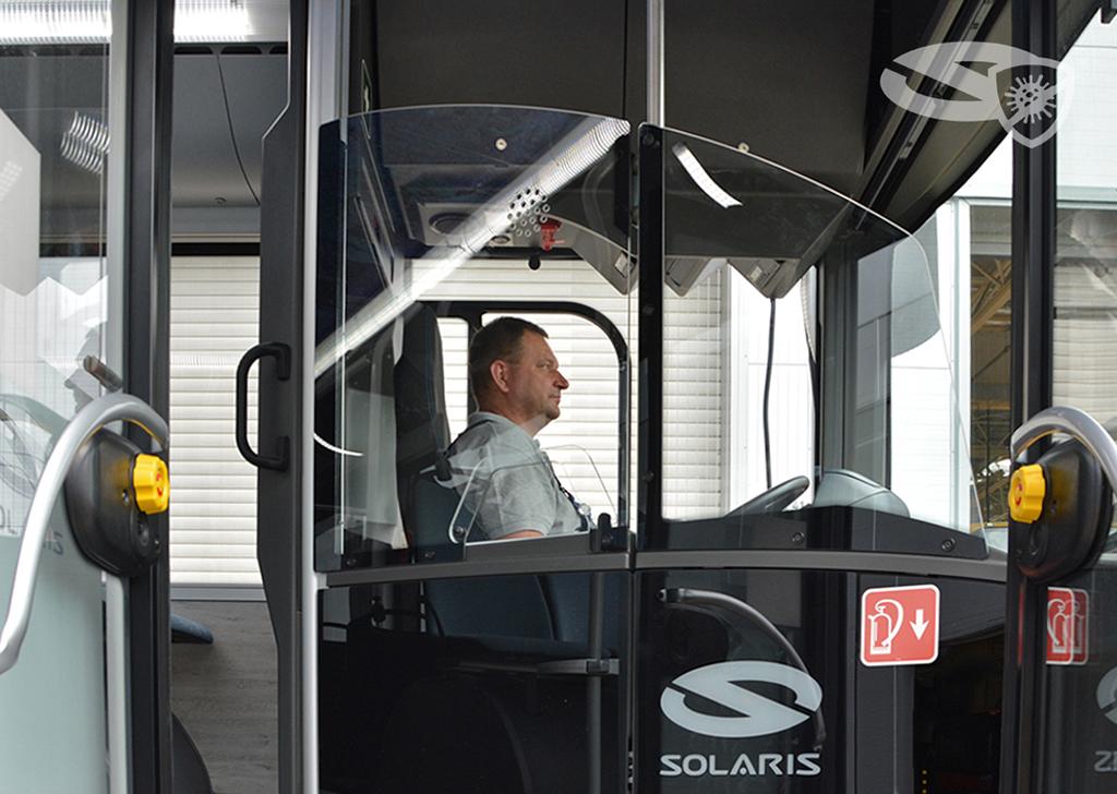 SOLARIS: Rozwiązania antywirusowe dla autobusów, Magazyn Ciężarówki