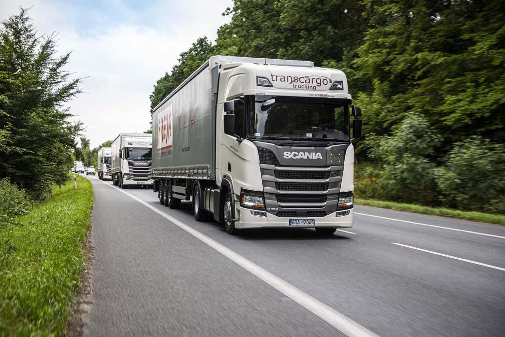 SCANIA: 50 pojazdów dla FREJA Transport & Logistics, Truckslog.pl