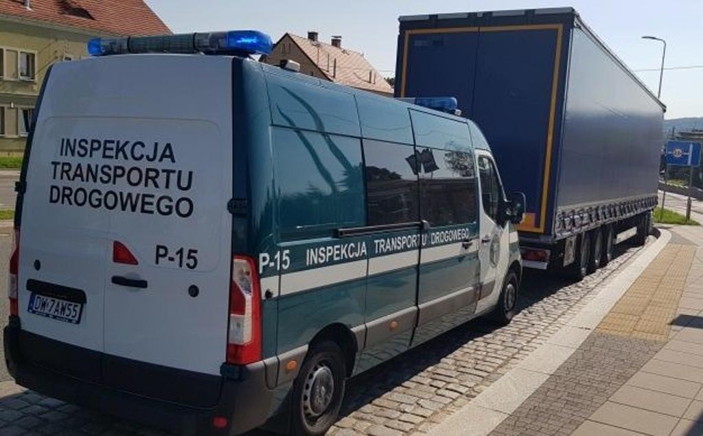 PRAWO: Ledwo zaczął pracę jako kierowca, Truckslog.pl