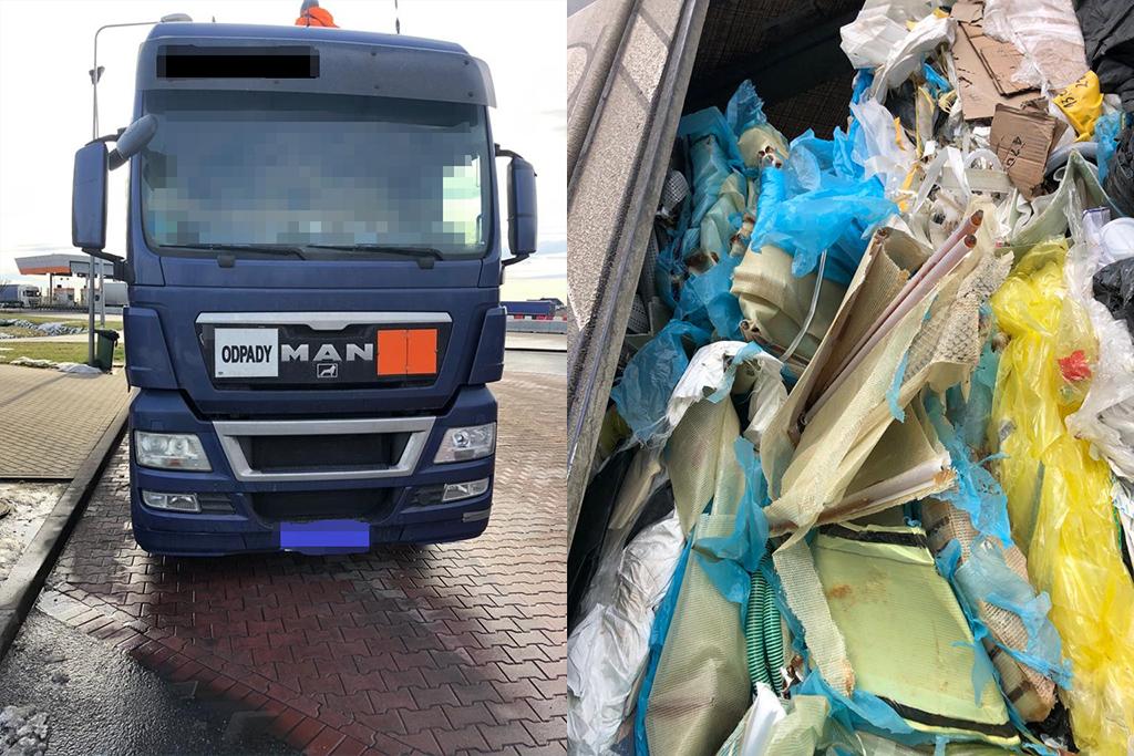 PRAWO: Przewóz niebezpiecznych odpadów z naruszeniem przepisów ADR, Truckslog.pl