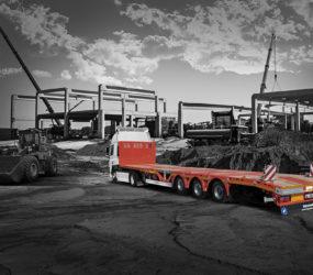 KÄSSBOHRER: 4 pojazdy dla sektora budowlanego