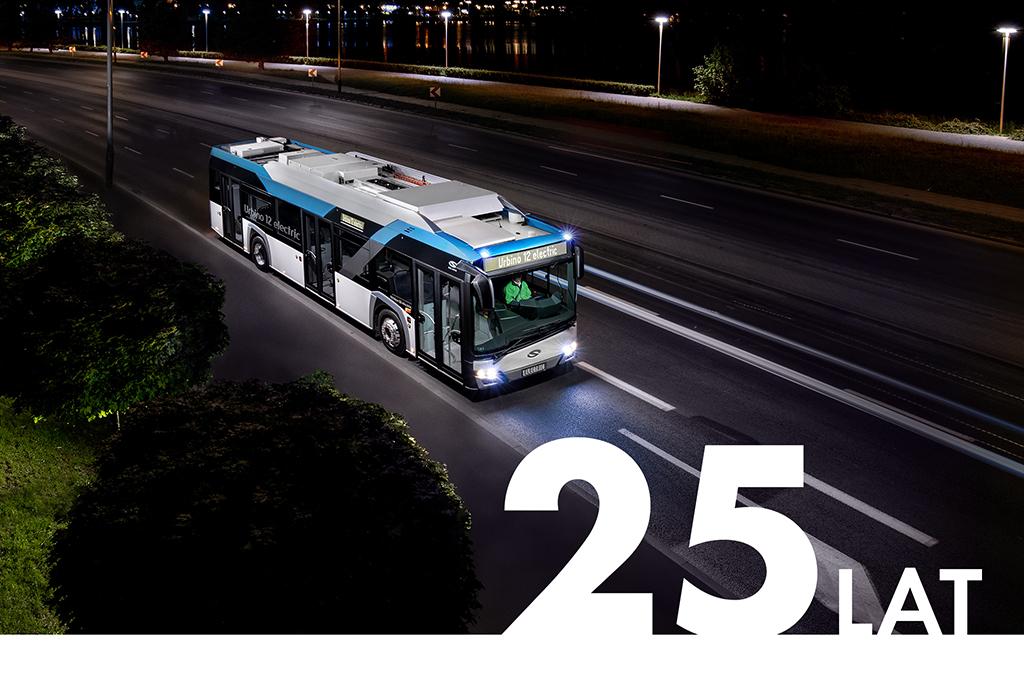SOLARIS: 25 lat wielkopolskiego producenta autobusów, Truckslog.pl