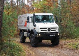 Mercedes-Benz: Jego wysokość kanciastość