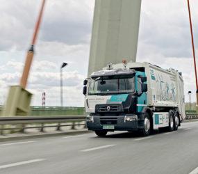 Renault Trucks: Pierwszy D-Wide Z.E.