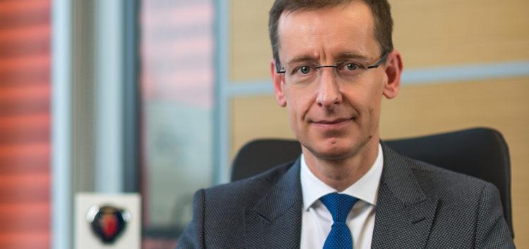 SCANIA: Wojciech Rowiński nowym dyrektorem generalnym Scania Polska
