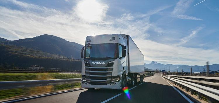 SCANIA: Lider w zakresie efektywności paliwowej ciężarówek według Unii Europejskiej