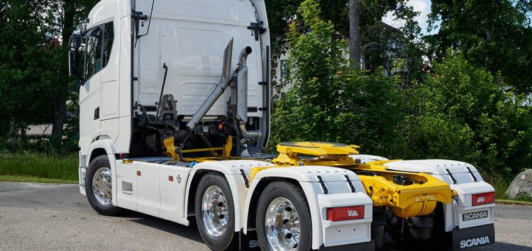 SCANIA: Z myślą o kierowcach – nowe, komfortowe, długie kabiny ciężarówek klasy premium