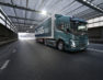 VOLVO TRUCKS: Współpraca z DFDS dotycząca dostaw pojazdami elektrycznymi