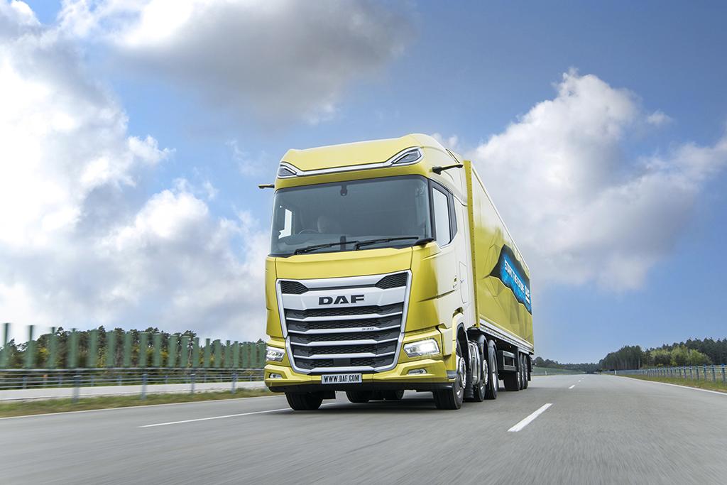 DAF: Nowa Generacja pojazdów XF, XG i XG+, Truckslog.pl