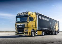 MAN: Nowy TG – jeszcze bardziej efektywna i ekonomiczna ciężarówka (galeria zdjęć)