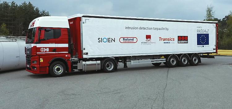 NACZEPY: ZF, Roland International, Sioen & Securitas zaprojektowali najbezpieczniejszą naczepę