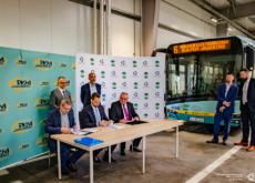 SOLARIS: Kolejne elektryczne autobusy pojadą do Jaworzna