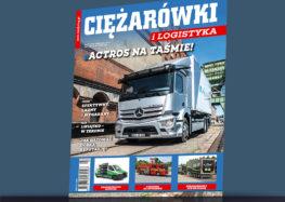 Ciężarówki i Logistyka – lipiec-sierpień 2021